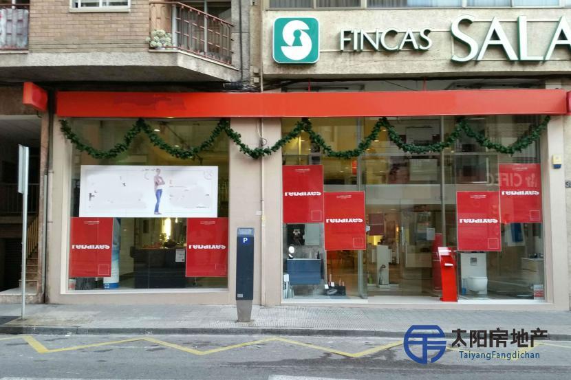 出租位于Lleida的商业店铺,在ANSELM CLAVE街