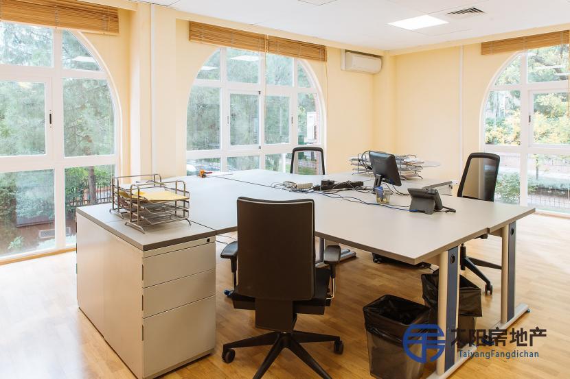 投资机会:出售靠近Arturo Soria 附近的办公室
