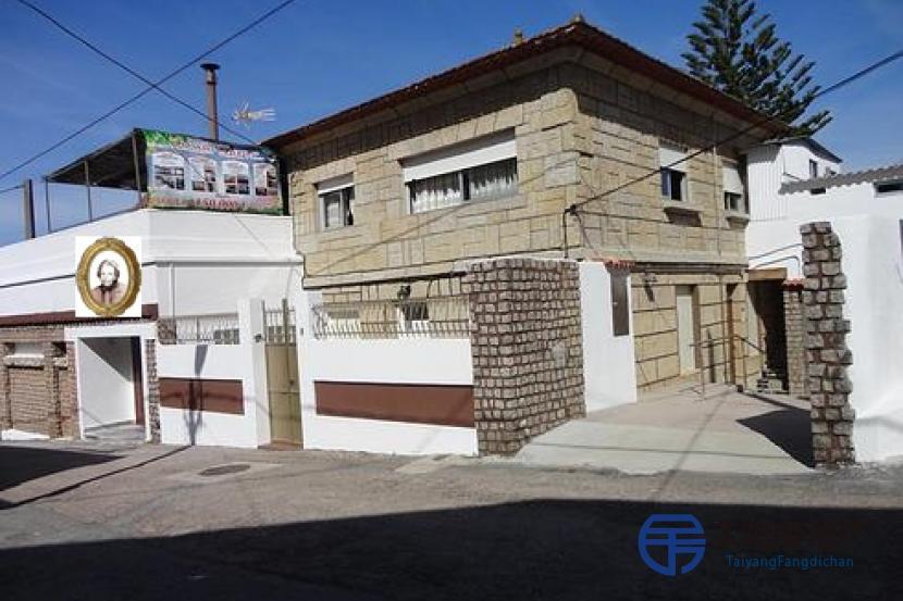 Vendo casa en zona residencial Canido