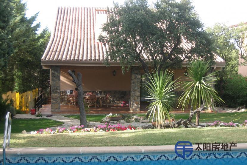 销售位于Torrelodones (马德里省)的别墅