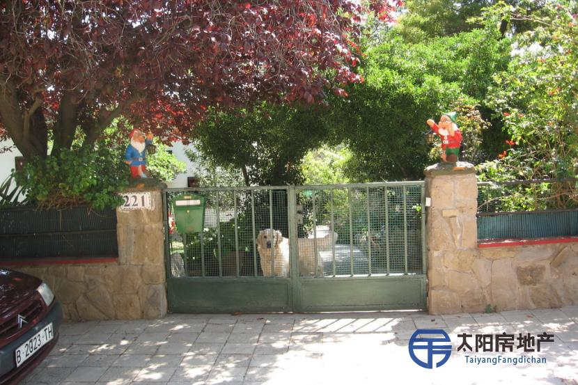 销售位于Olivella (巴塞罗那省)的别墅