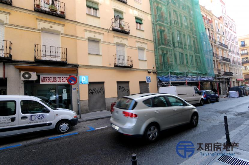 销售位于Madrid的商业店铺