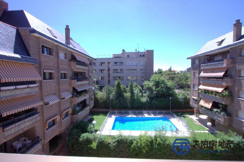 销售位于Madrid (马德里省)市中心的公寓