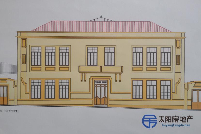 销售位于Peñarroya-Pueblonuevo (科尔多瓦省)市中心的大楼