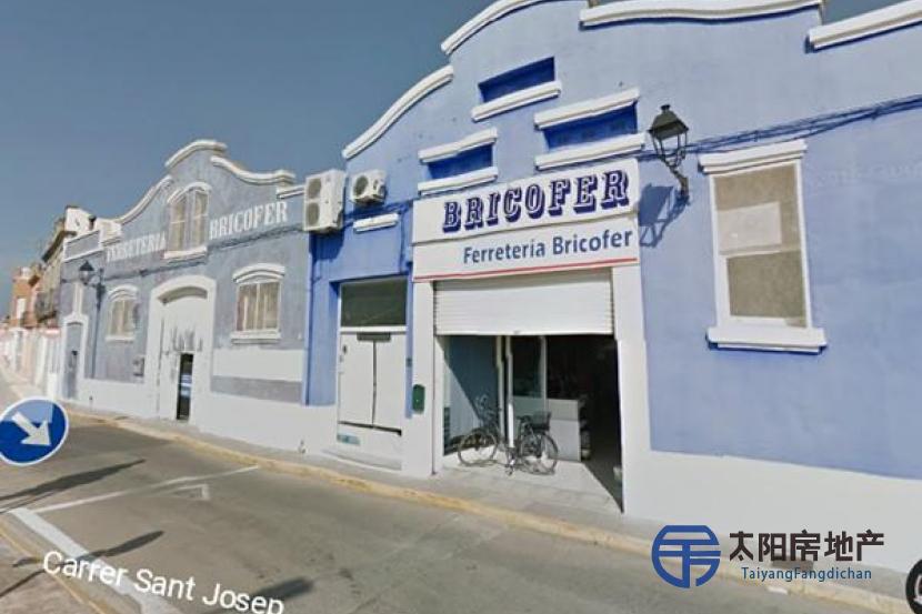 Local Comercial en Alquiler en Miraflor (Nucleo) (Alicante)