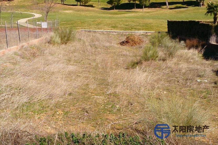 部分Layos高尔夫球场土地 (Toledo)