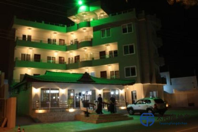 出售在运行的建筑-酒店-餐厅