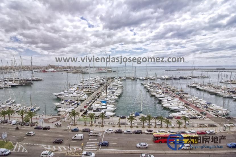 销售位于Palma De Mallorca (巴利阿里省)市中心的阁楼