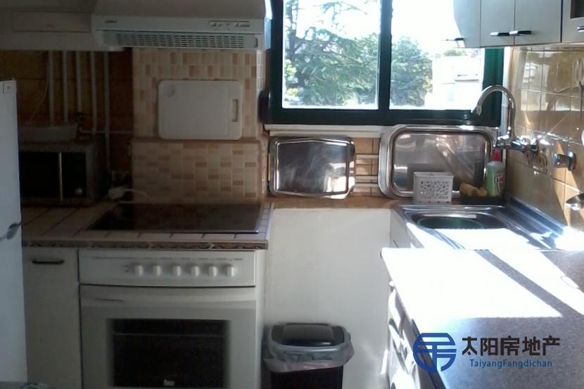 销售位于Pamplona/Iruña (纳瓦拉省)市中心的单身公寓