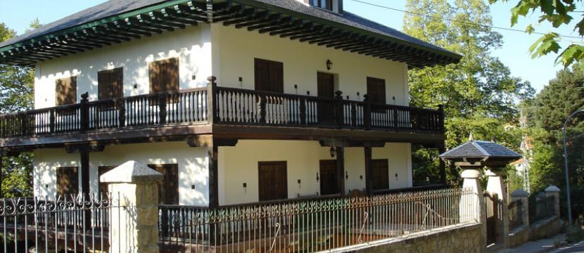 Edificio en venta en el Parque Nacional del Guadarrama