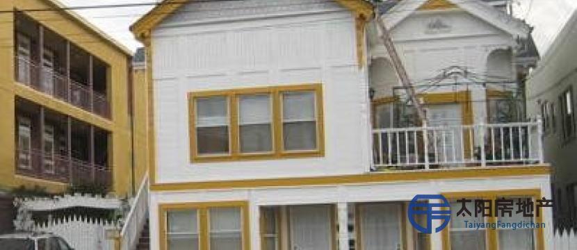 位于伯克利市的两套别墅