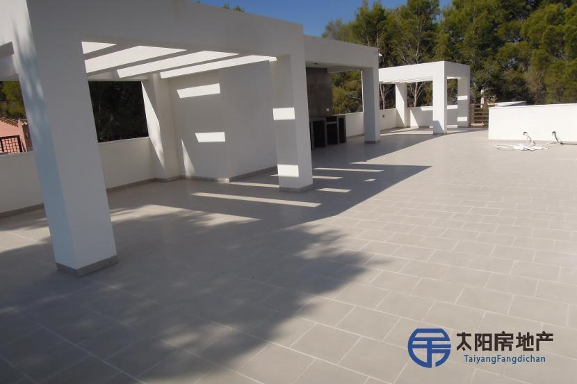 出售位于Altea La Vella (阿里坎特省)市外的独立房子