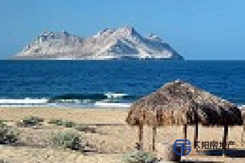 Terreno 10 hectareas en playa de Sonora