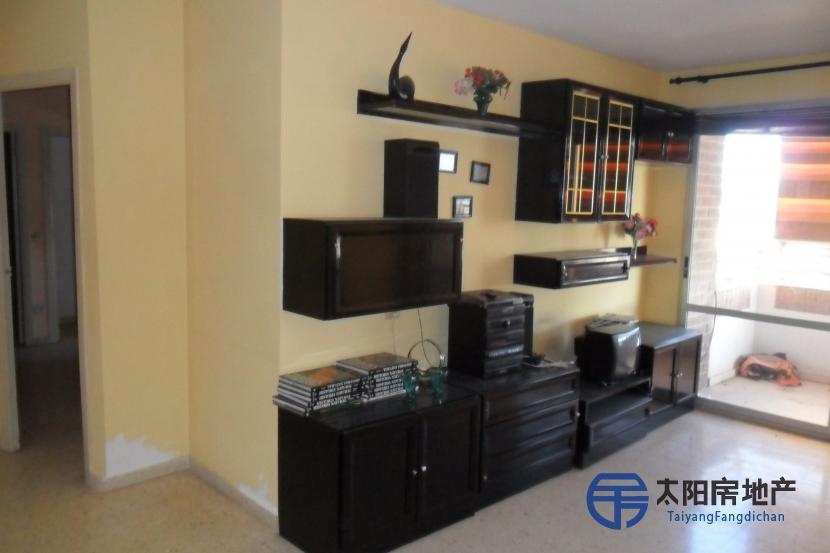 销售位于Alicante/Alacant (阿里坎特省)市外的单身公寓