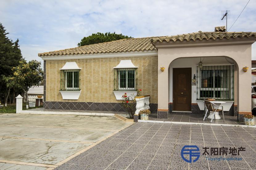 销售位于Chiclana De La Frontera (加的斯省)市外的别墅