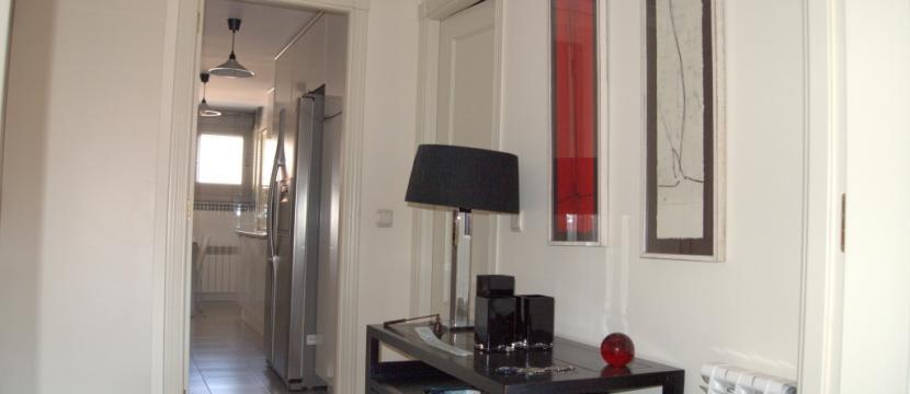 位于马德里的极好公寓