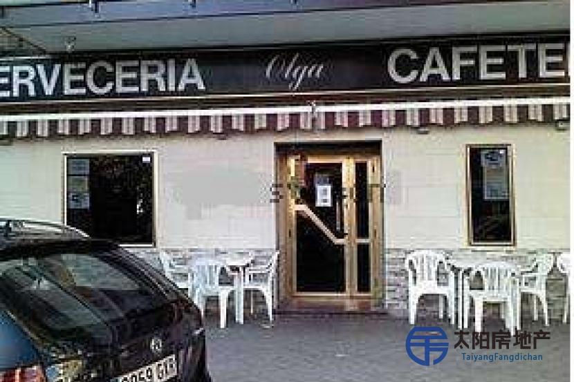 Se vende local de 160m2 funcionando como Cafetería