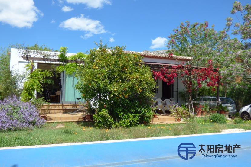 销售位于Benimeli (阿里坎特省)市外的独立房子
