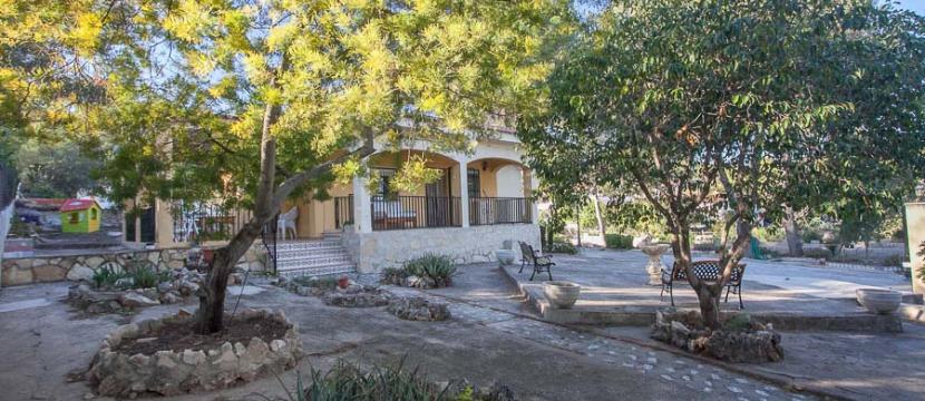 出售位于完全自然环境的住宅