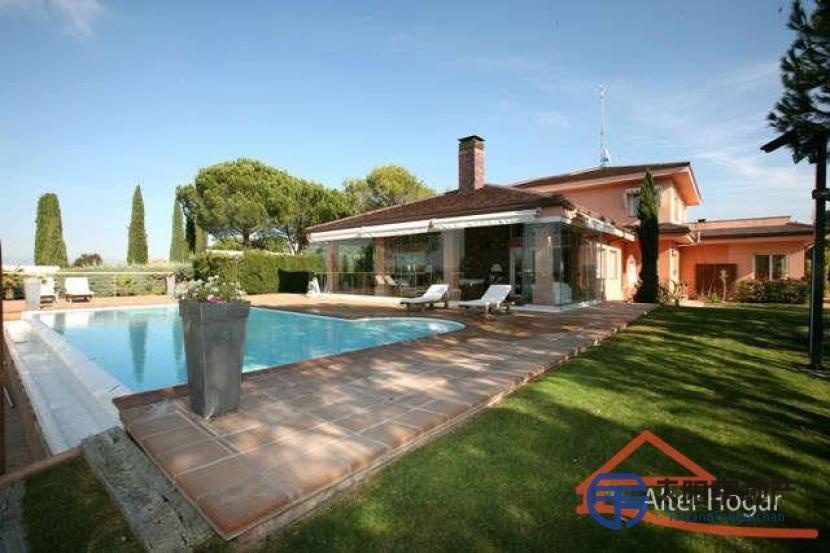 销售位于Villaviciosa De Odon (马德里省)市外的非家庭用房