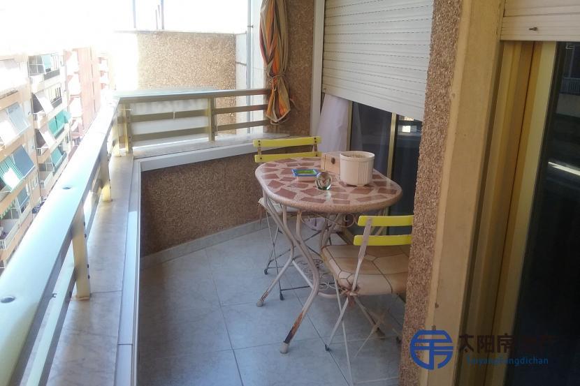 销售位于Sant Joan D´Alacant (阿里坎特省)市中心的公寓