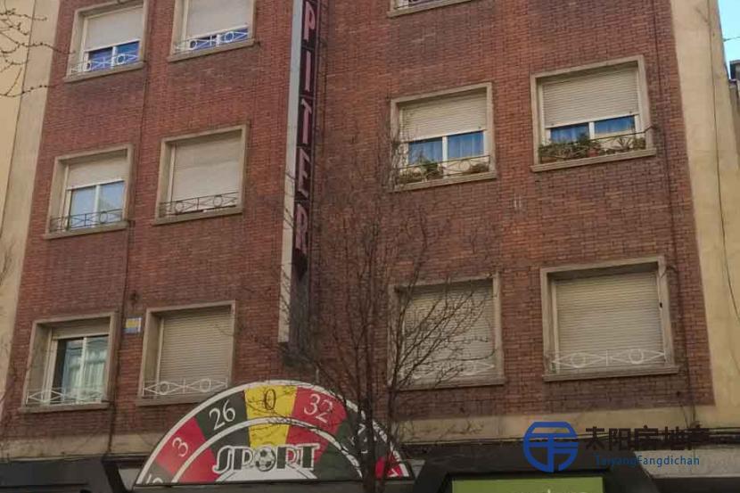 销售位于Madrid (马德里省)的大楼