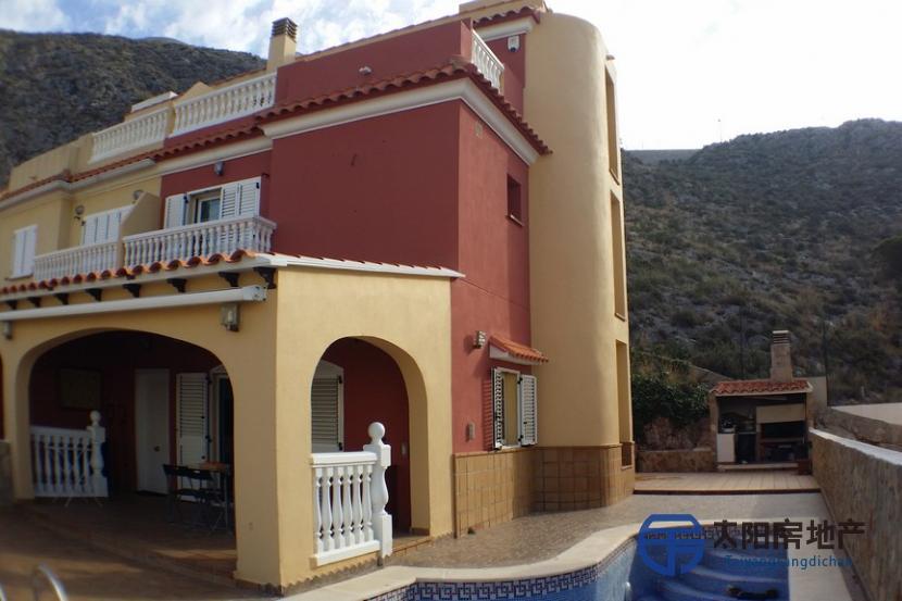 销售位于Cullera (瓦伦西亚省)的别墅