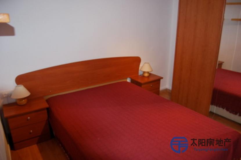 销售位于Teruel (特鲁埃尔省)市中心的单身公寓