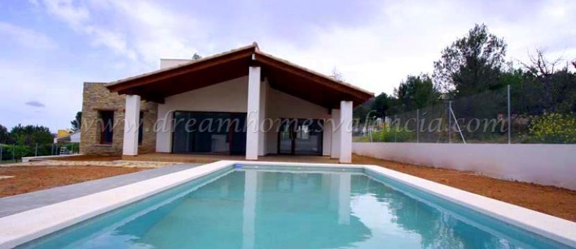 位于Algar de Palancia的全新装修别墅