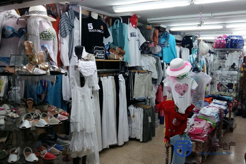 出租位于Can Pastilla (巴利阿里省)的商业店铺