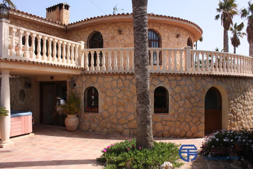 销售位于Nucia-Park (Urbanizacion) (阿里坎特省)的郊外别墅