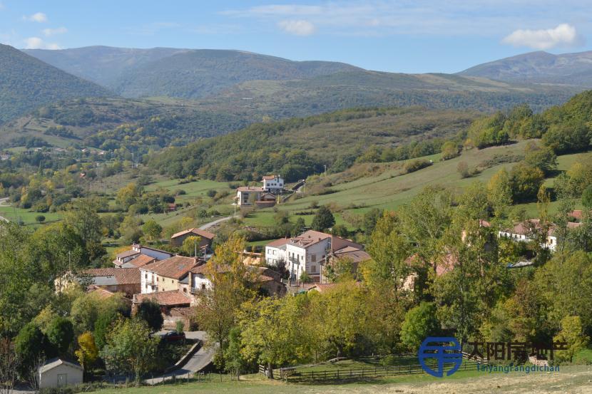 Cantabria坎塔布里亚滑雪胜地的乡村旅馆酒店