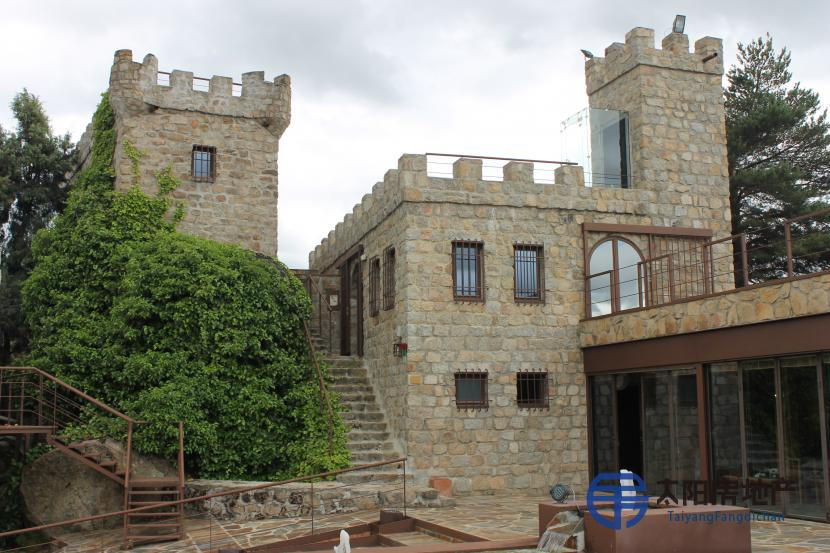 城堡庄园海岛