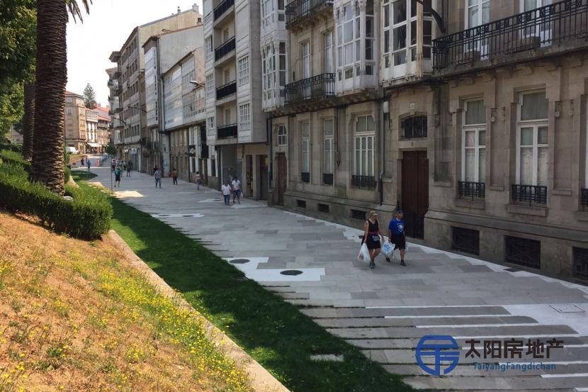 销售位于Santiago De Compostela (阿科鲁尼亚省)市中心的大楼
