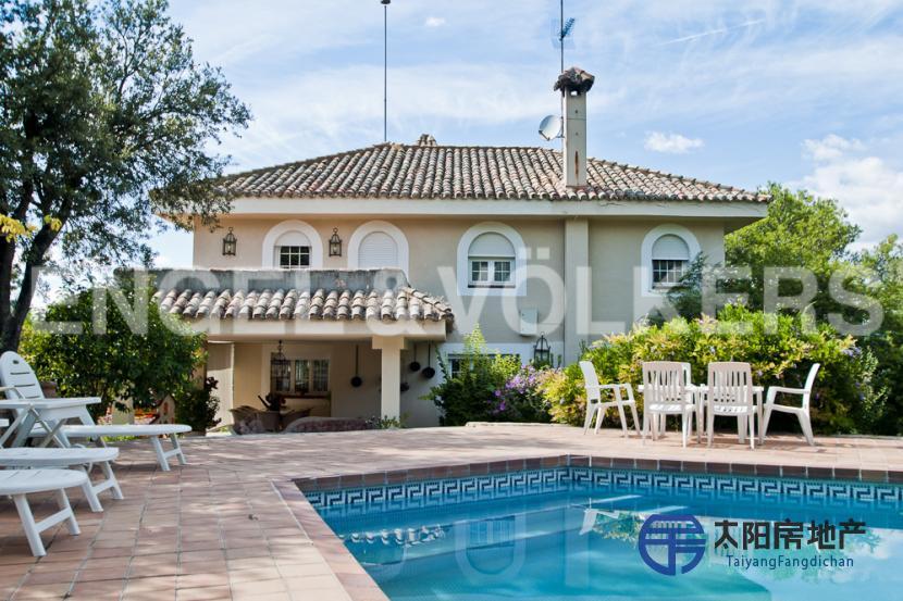 销售位于Villaviciosa De Odon (马德里省)的别墅