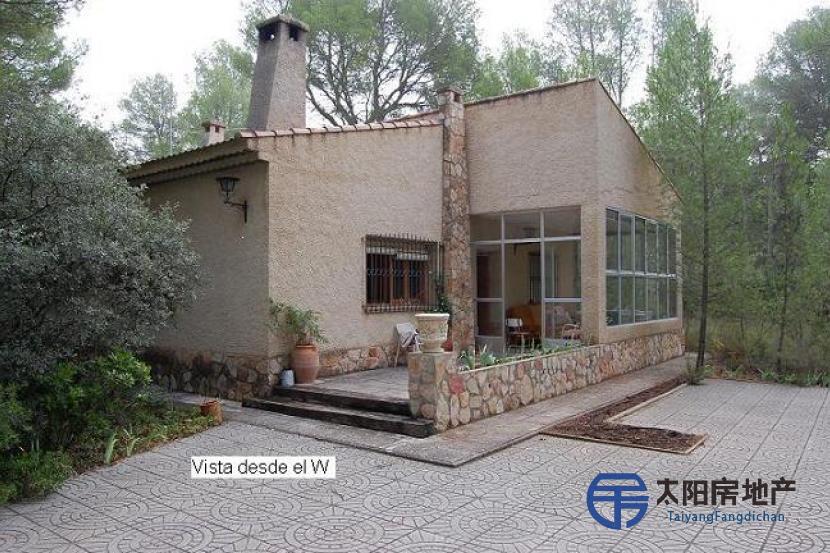 销售位于Albacete (阿尔巴塞特省)的郊外别墅