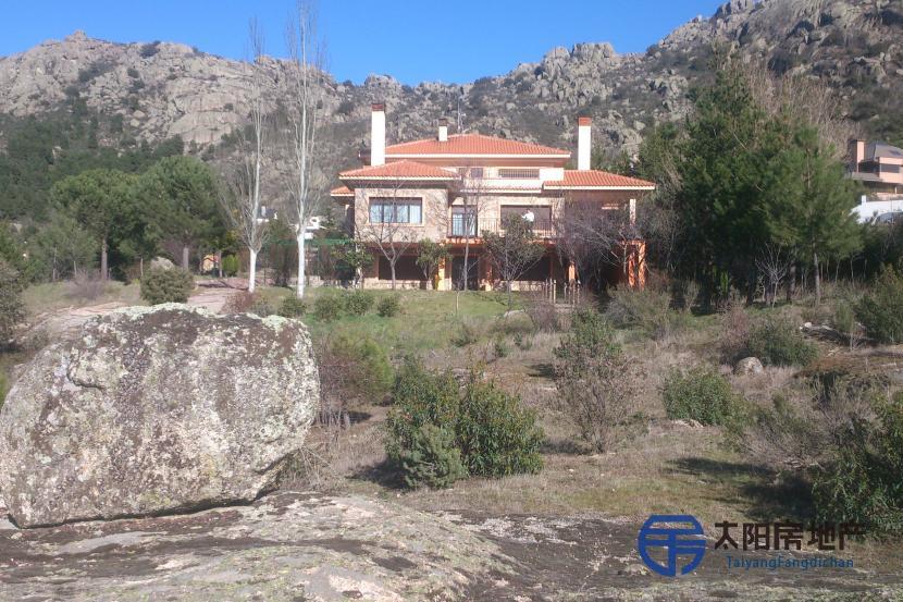 销售位于Collado Villalba (马德里省)市外的别墅