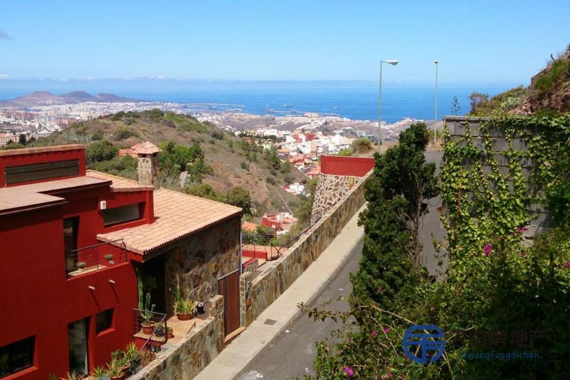 出售位于Tafira Baja(Las Palmas拉斯帕尔马斯)的别墅