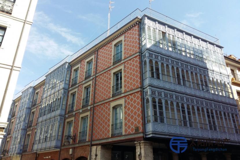 销售位于Valladolid (瓦利亚多利德省)市中心的公寓