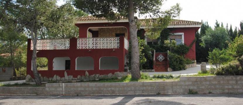 Villa near Valencia (Spain)