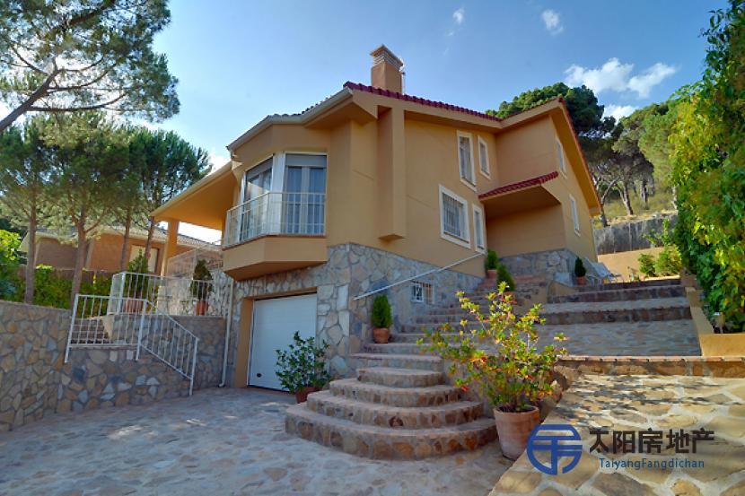 销售位于Valdemaqueda (马德里省)的别墅