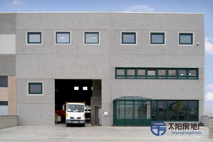 1845平方米的工业厂房,占地面积1612平方米(可以扩建)