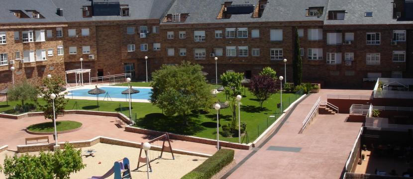 120平米的顶层复式公寓,位于马德里Villanueva del Pardillo最好的区域