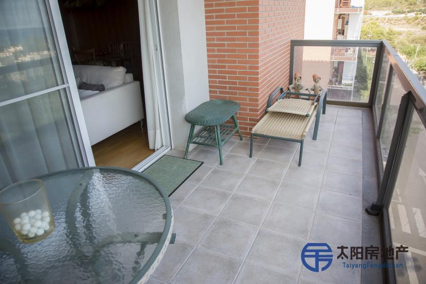 销售位于Tarragona (塔拉戈纳省)的公寓