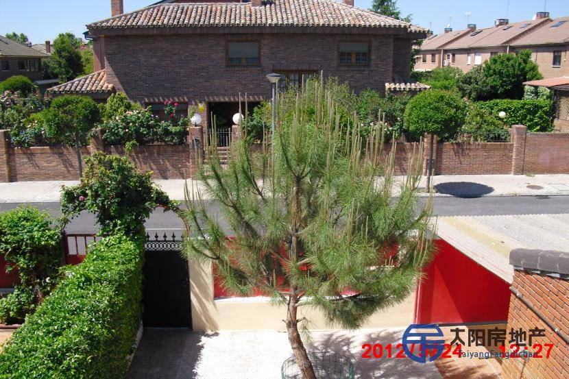 销售位于Alcala De Henares (马德里省)市外的别墅