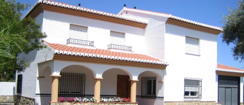 Villa en Granada en zona residencial