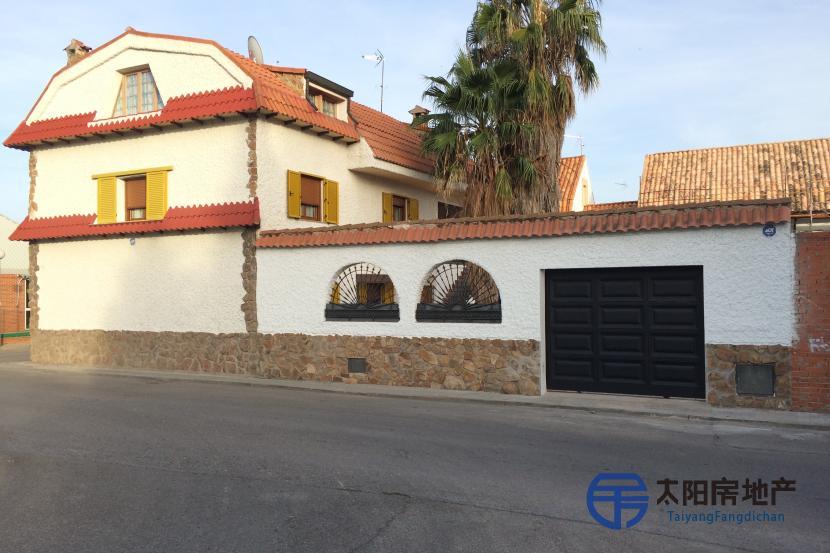 销售位于San Martin De La Vega (马德里省)的别墅