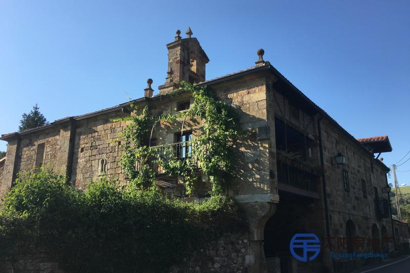 出售位于Lierganes (坎塔布里亚省)市外的独立房子