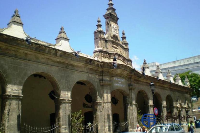 出售一栋标志性建筑位于Puerto de Santa María (卡迪斯省)