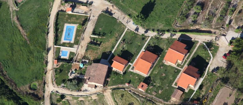 位于西班牙内陆的完美的别墅